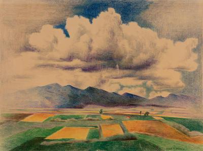 Artist: Kenneth Miller Adams, American, 1897-1966