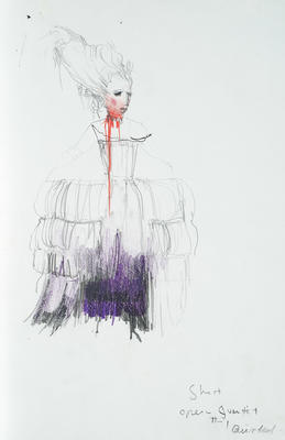 Artist: John Conklin, American, born 1937