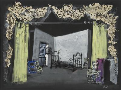 Artist: Antoni Clavé, French, born Spain, 1913-2005