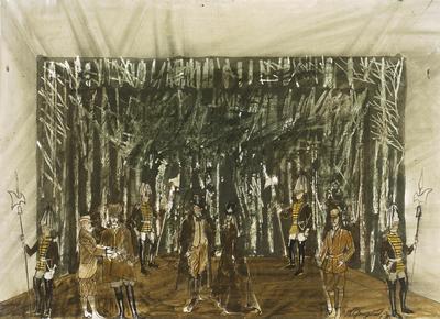 Artist: Nicholas Georgiadis, British, born Greece, 1923-2001