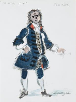 Artist: Desmond Heeley, British, 1931-2016