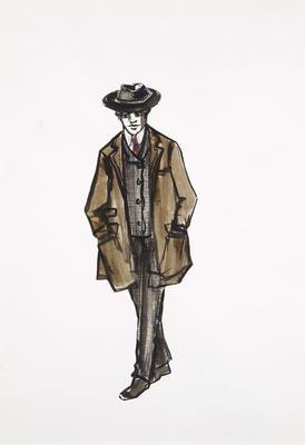 Artist: Jocelyn Herbert, British, 1917-2003
