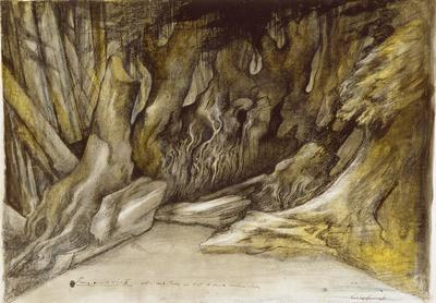 Artist: Leslie Hurry, British, 1909-1978