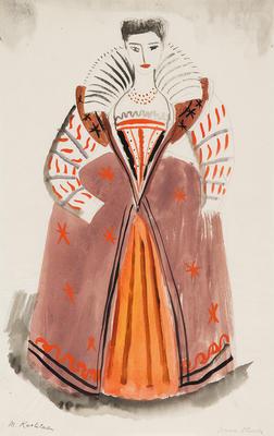 Artist: Morris Kestelman, British, 1905-1988