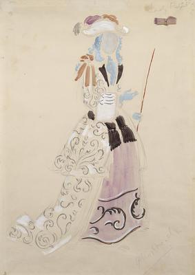 Artist: Oliver Messel, British, 1904-1978