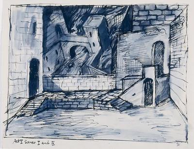 Artist: John Minton, British, 1917-1957