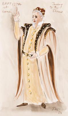 Artist: Tanya Moiseiwitsch, British, 1914-2003