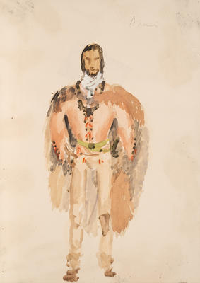 Costume design for A Midsummer Night's Dream; Motley Theatre Design Group; TL2002.185.4