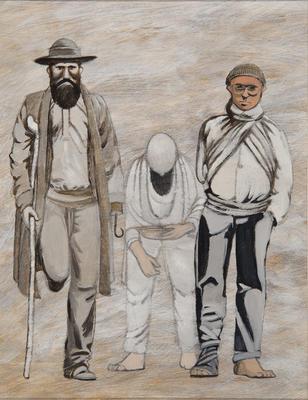 Artist: Timothy O'Brien, British, born 1929
