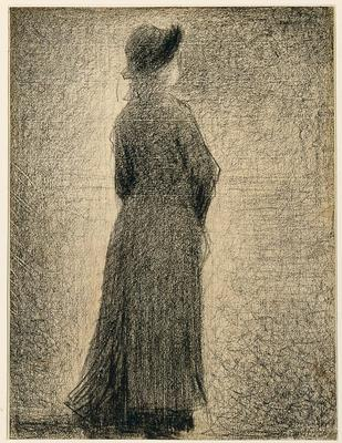 Artist: Georges Seurat, French, 1859-1891