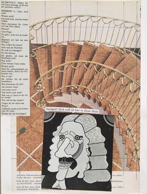 Artist: Rainald Goetz, German, born 1954