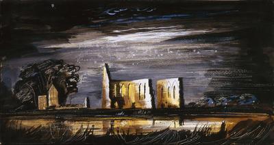Artist: John Piper, British, 1903-1992