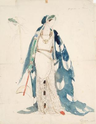 Artist: Charles Ricketts, British, 1866-1931