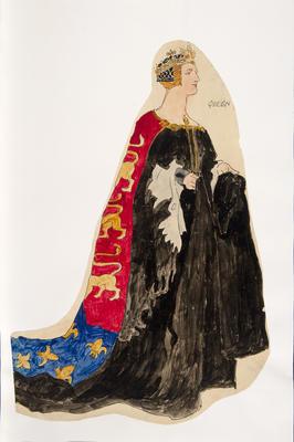 Artist: W. Graham Robertson, British, 1866-1948