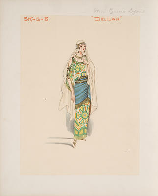 Artist: Irene Segalla, British, 1894-1982
