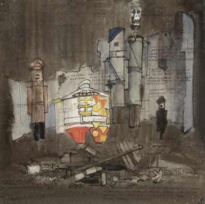 Artist: Ladislav Vychodil, Czech, 1920-2005