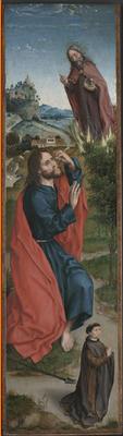 Artist: Albert Bouts, Netherlandish, ca. 1452-1549