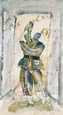 Artist: Andre Majewski, Polish, born 1941