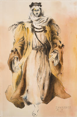 Artist: Tony Straiges, American, born 1942