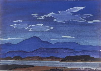 Artist: Emil Bisttram, American, born Hungary, 1895-1976