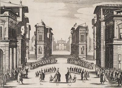Engraver: Jacques Callot, French, 1592-1635