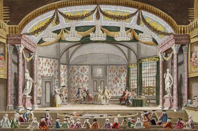 Designer: Cornelis Troost, Dutch, 1696 or 1697 - 1750