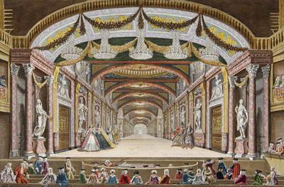 Designer: Gérard de Lairesse, Dutch, born Flanders, 1640-1771