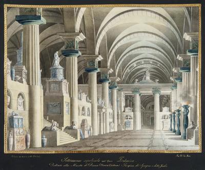 Artist: Pasquale Canna, Italian, 1790-1874