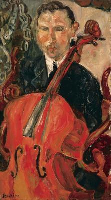 Artist: Chaim Soutine, French, born Russia (now Belarus), 1893-1943