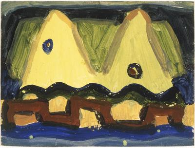 Artist: Arthur Dove, American, 1880-1946