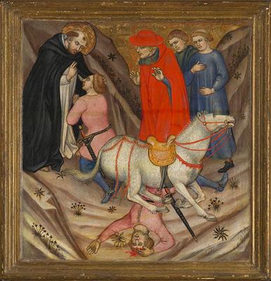 Artist: Taddeo di Bartolo, Italian, ca. 1362 - ca.1422
