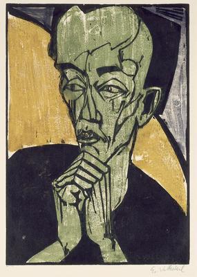Artist: Erich Heckel, German, 1883-1970