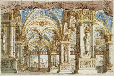 Artist: Paolo Landriani, Italian, 1755-1839