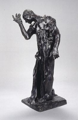 Pierre de Wissant from the Burghers of Calais; Auguste Rodin; French, 1840-1917; 1963.1.2
