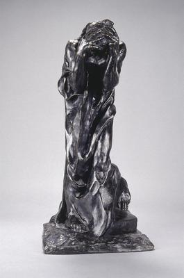 Andrieu d'Andres from the Burghers of Calais; Auguste Rodin; French, 1840-1917; 1963.1.3