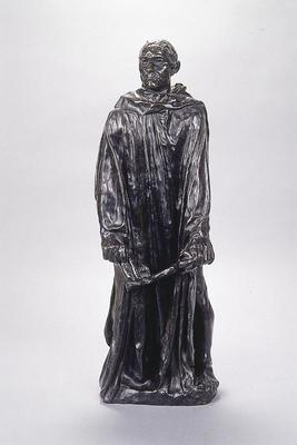 Jean d'Aire from the Burghers of Calais; Auguste Rodin; French, 1840-1917; 1963.1.5
