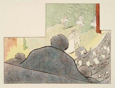 Artist: Henri Ibels, French, 1867-1936