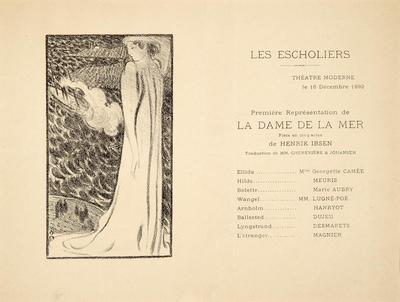 Artist: Maurice Denis, French, 1870-1943