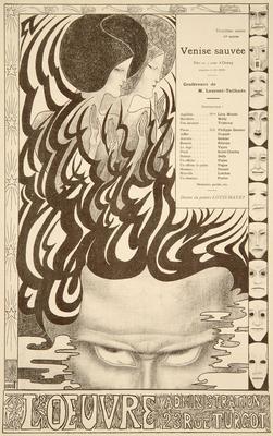 Artist: Jan Toorop, Dutch, 1858-1928