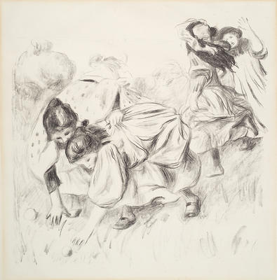 Artist: Pierre-Auguste Renoir, French, 1841-1919