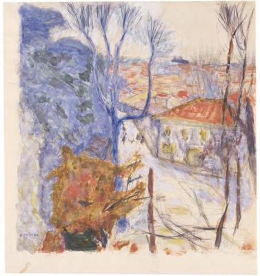 Artist: Pierre Bonnard, French, 1867-1947