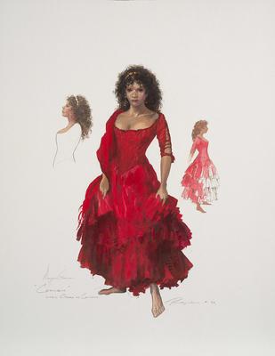 Artist: Robert Perdziola, American, born 1961