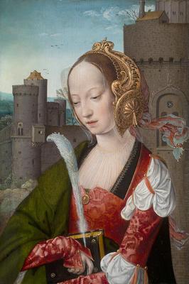 Artist: Master of Frankfurt, Southern Netherlandish, 1460-ca.1533