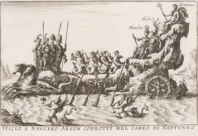 Artist: Nicolas François Bocquet, French, died 1716