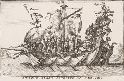 Printer: Nicolas Cochin, French, 1610-1686
