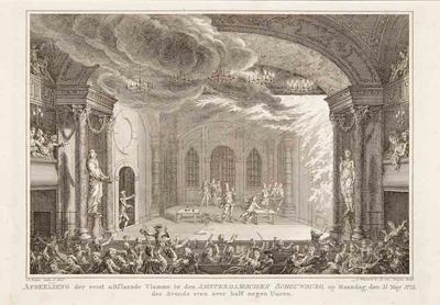 Artist: Simon Fokke, Dutch, 1712-1780
