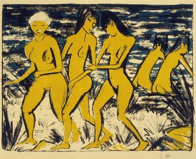 Artist: Otto Mueller, German, 1874-1930