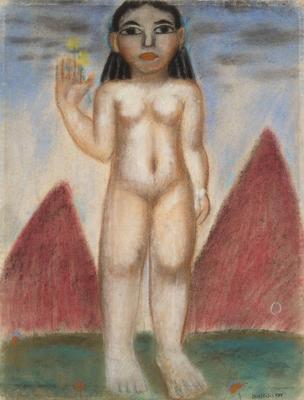 Artist: Max Weber, American, born Russia (now Poland), 1881-1961