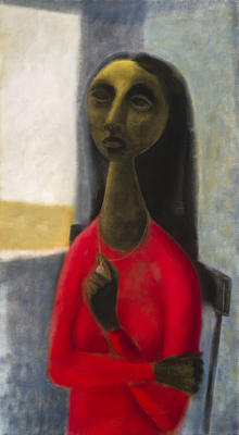 Artist: Frank Gonzalez, American, born 1923