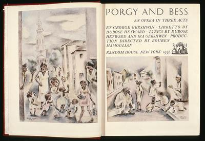 Author: George Gershwin, American, 1898-1937